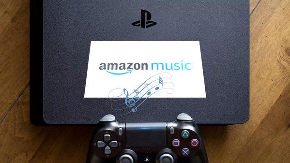 How to Stream Amazon Music on PS4 Sidify ps4