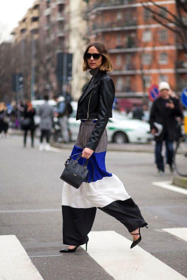 Milan Fashion Week Street Styel