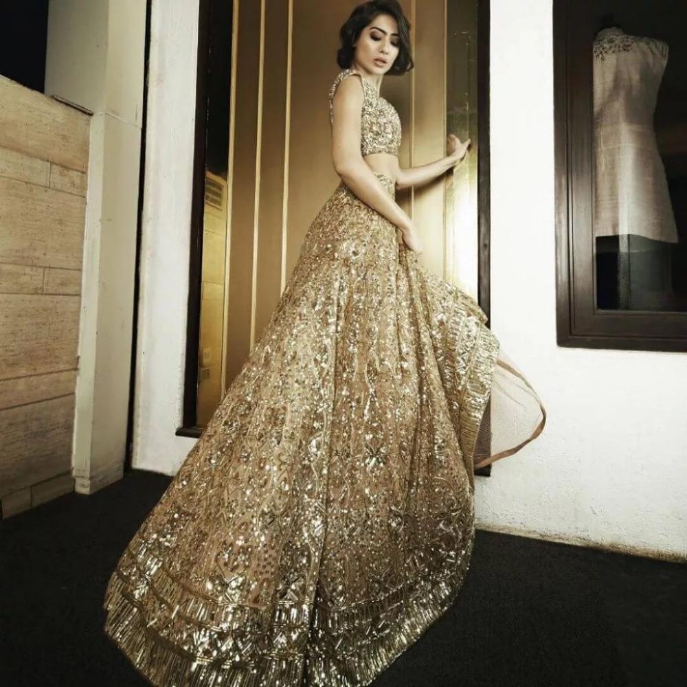 photo of designer dress by manish malhotara
