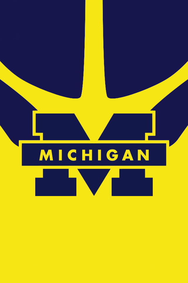 Michigan Wolverines iPhone wallpaper #BeatOhio #PinToWin