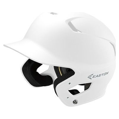 Batting Helmets and Face Guards 36270: Z5 Grip Easton Grip Batting Helmet Junior White New -> BUY IT NOW ONLY: $34 on eBay!