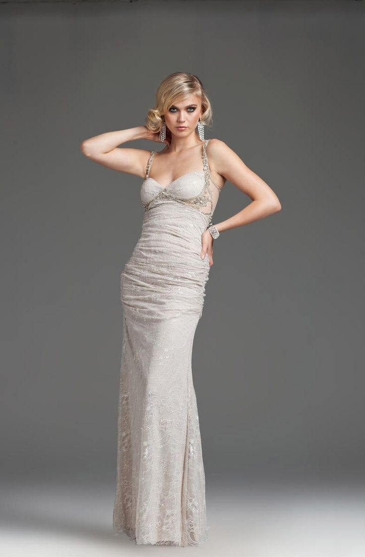 Vintage Hollywood Prom Dresses | Prom dress by Mignon....Old ...