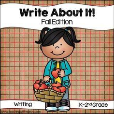 Write About It! Fall Edition