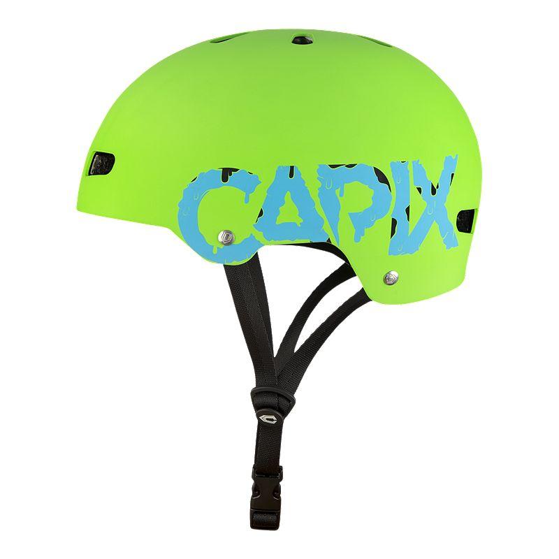 Capix Fnx Bike Helmet Green Bicycle Helmets Helmet