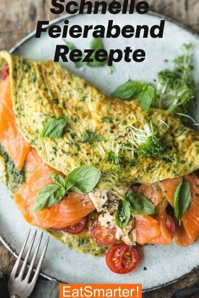 Schnelle Feierabend-Rezepte f  r ein gesundes Abendessen   EAT SMARTER  abendessen  mittagessen  rez...