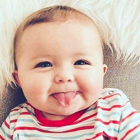 Bayi Laki Laki Perempuan Unik Tertawa Menangis Bayi Lucu