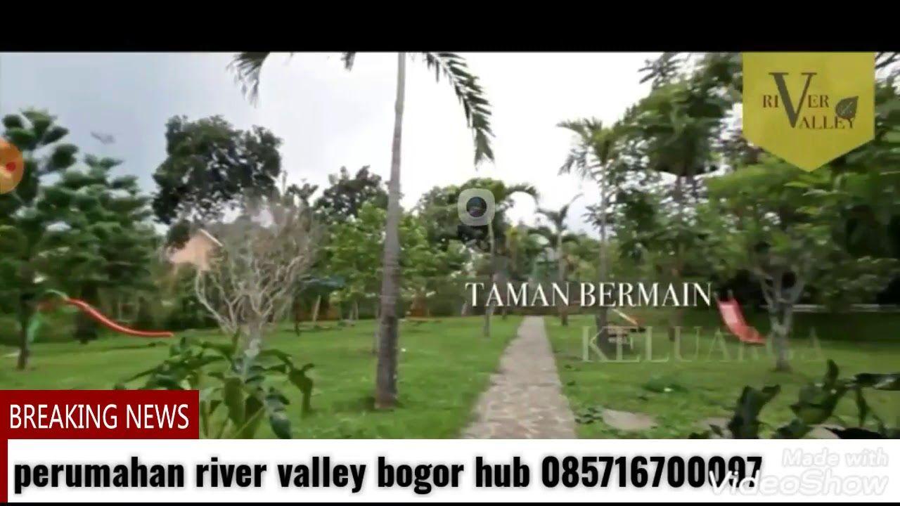 Perumahan river valley bogor one gate system viral ...