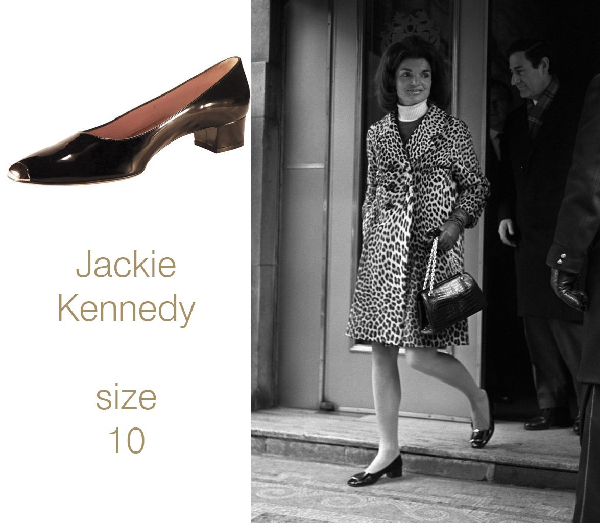 Jackie Kennedy Was A Size 10
