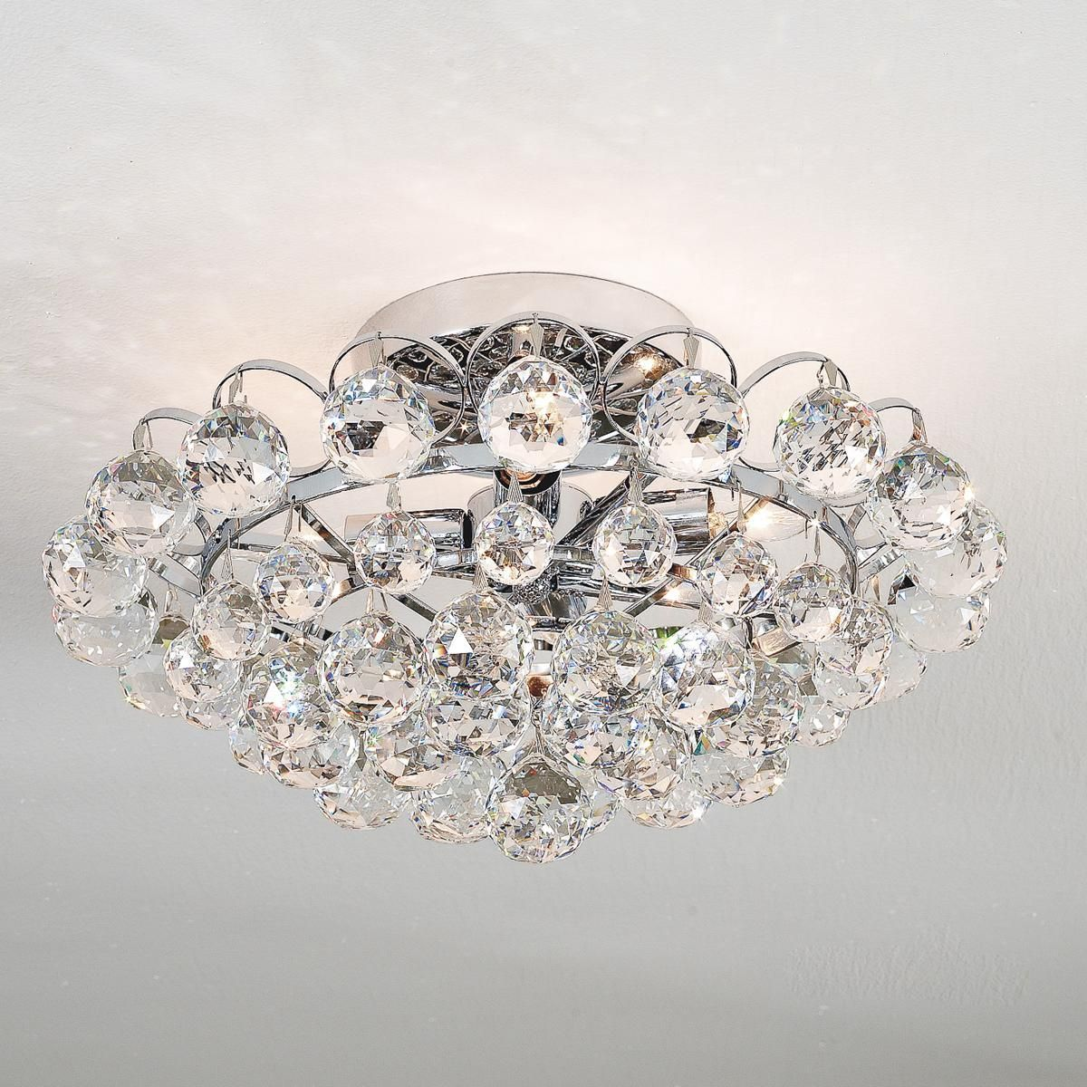 glamorous crystal ceiling crystal ceiling light large a brilliant arrangement of
