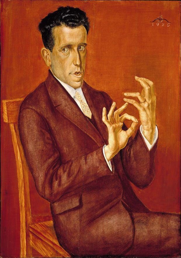 Ausstellung Otto Dix Das Matte Antlitz Der Goldenen Zwanziger