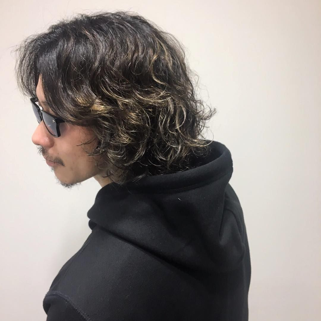 long layered hairstyles for japanese man | japanese man's