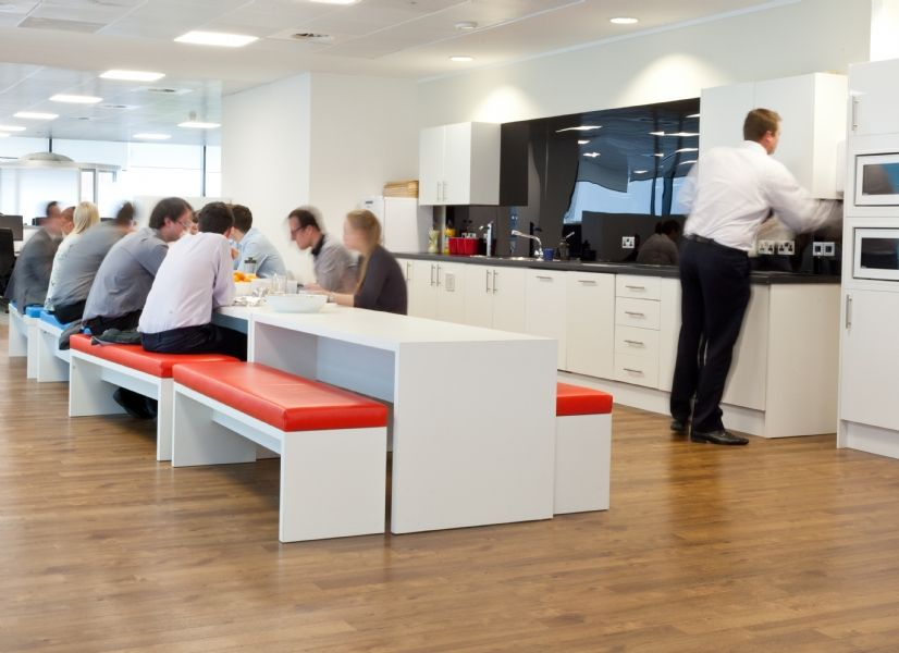 BDO A Global Accounting Firm Acquired More Office Space In Their Bristol Base