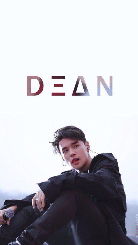 Risultati Immagini Per Kpop Dean Lockscreen Dean Pinterest