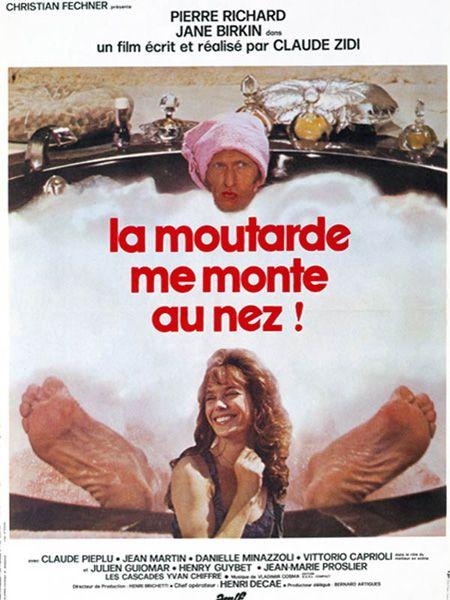 La moutarde me monte au nez - Claude Zidi - 1974
