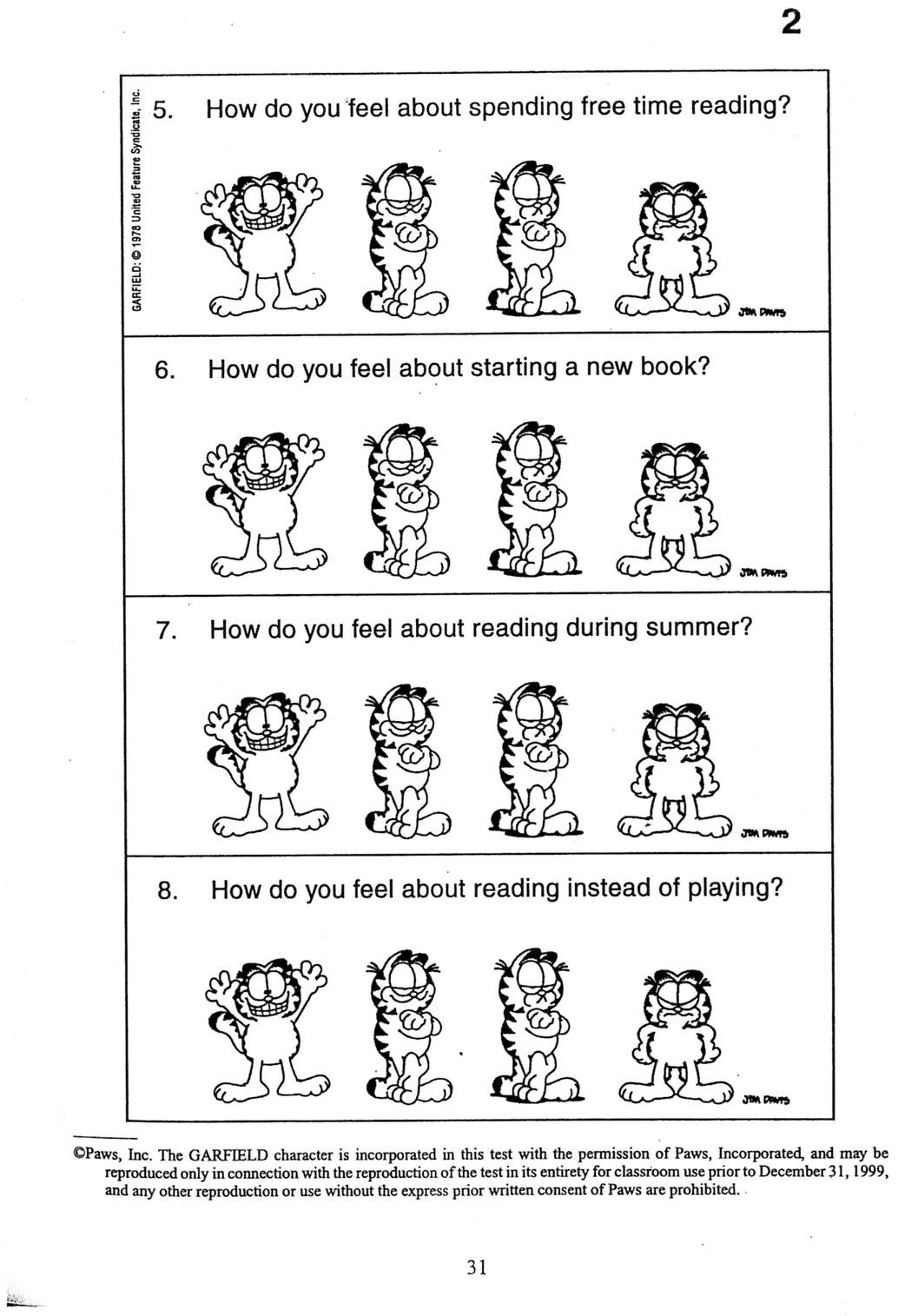 Worksheet Kindergarten Reading Test 17 best images about interest inventory on pinterest getting to know student survey and information