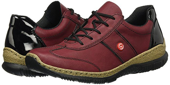 zarte Farben High Fashion exquisites Design Rieker Damen N3220 Sneaker: Rieker: Amazon.de: Schuhe ...