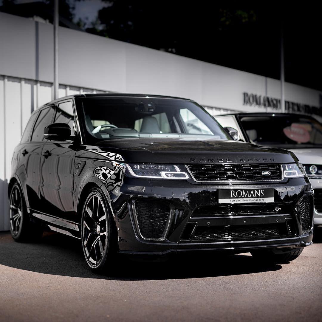 Range Rover Svr Range Rover Sport Black Range Rover Svr Range Rover Black