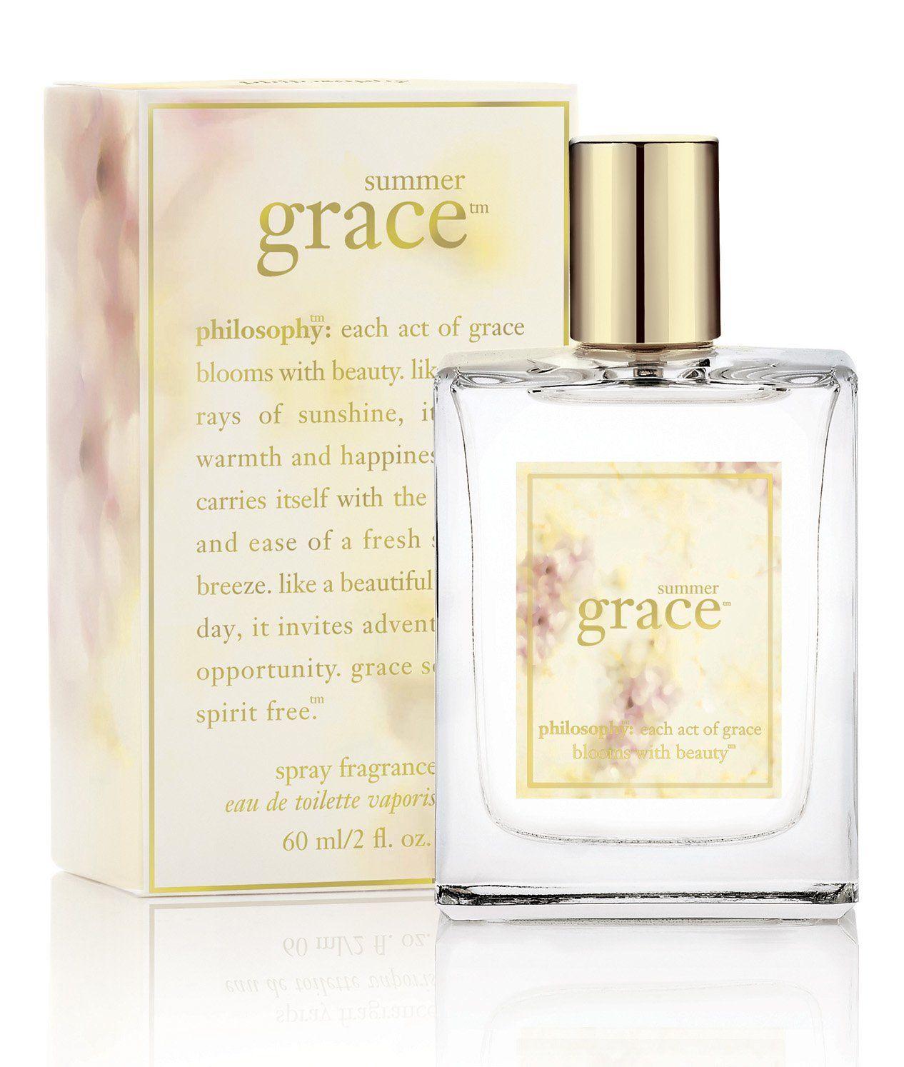 Philosophy Amazing Grace Summer Grace Fragrance Fragrance Spray Philosophy Amazing Grace Fragrance