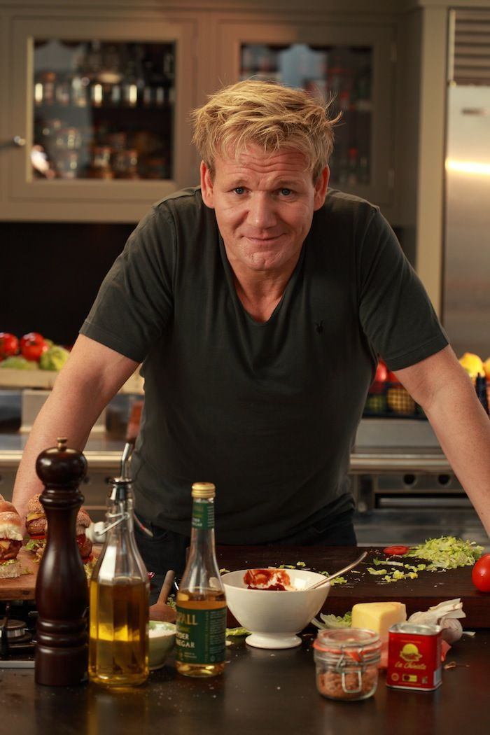 Gordon Ramsay Les Recettes Du Chef : gordon, ramsay, recettes, Gordon, Ramsay, Cauchemar, Cuisine,, Derrière, Barreaux,, Re…, Ramsay,, Ramsey, Recipes,, Recipe