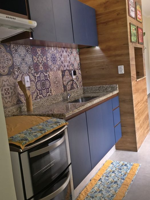 Olha O Que Eu Sei Fazer Cozinha Azul Cozinha Azul Marinho
