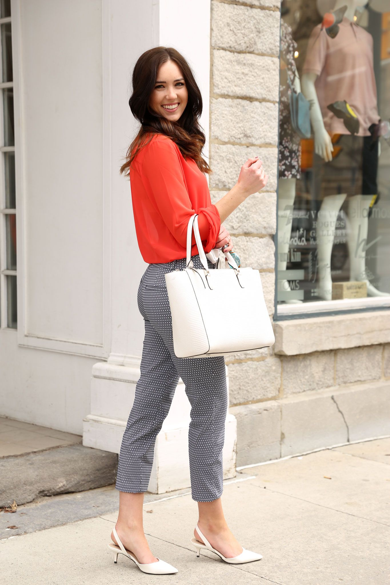 1eaec0dc763 Modern business attire with Reitmans – Marie s Bazaar