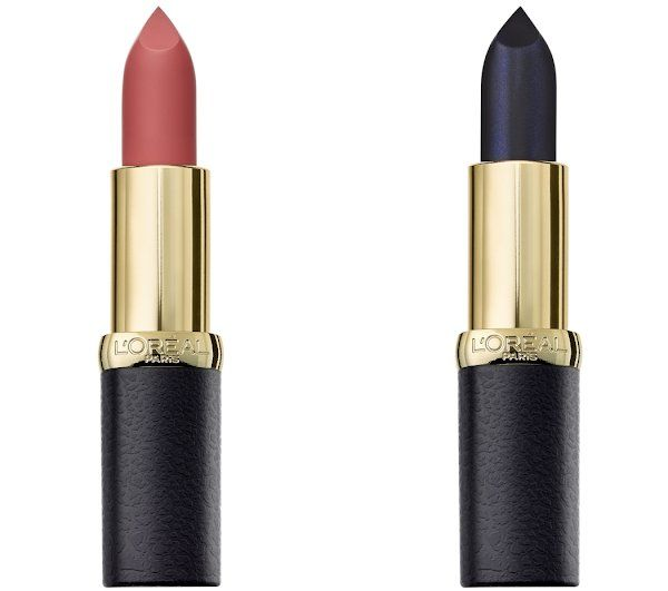 Loreal Paris Color Riche Matte Addiction Lipstick 2017