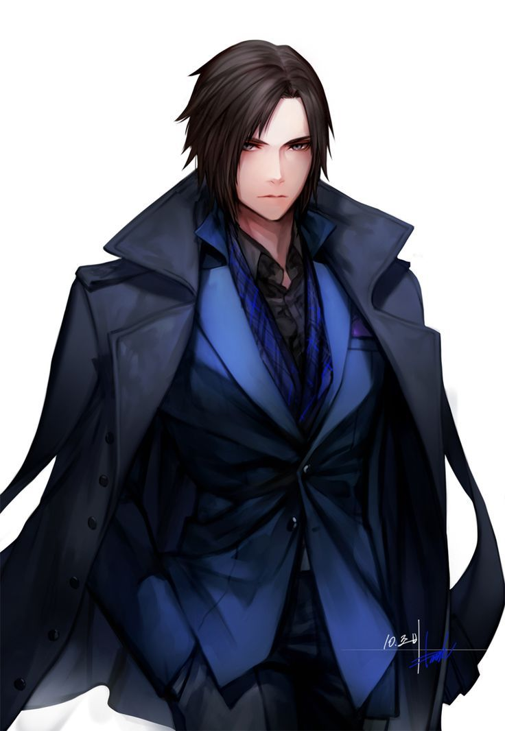 Anime Man In Suit 1000 Ideas About Anime Male On Pinterest Anime Anime Anime Suit Handsome Anime Guys Anime Guys