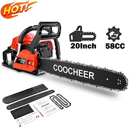 Attempting 58cc Gas Engine 20 Inch Guide Board Chainsaw 2 Stroke Gasoline In 2020 Lawn Garden The Incredibles Gasoline Engine