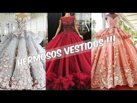 7ba2ce9e7 LOS VESTIDOS DE XV AÑOS MÁS HERMOSOS DEL MUNDO 2018 ( RAGAZZA fashion ) -  YouTube