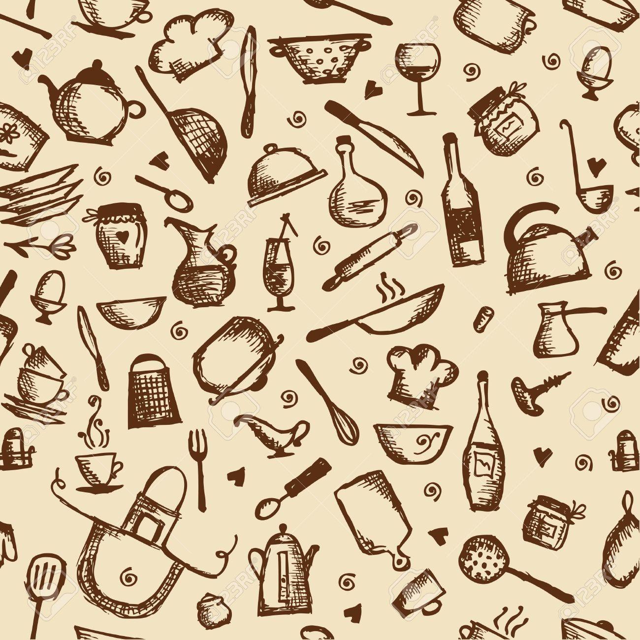 Fondo cocina vintage buscar con google cocina for Utensilios de cocina vintage