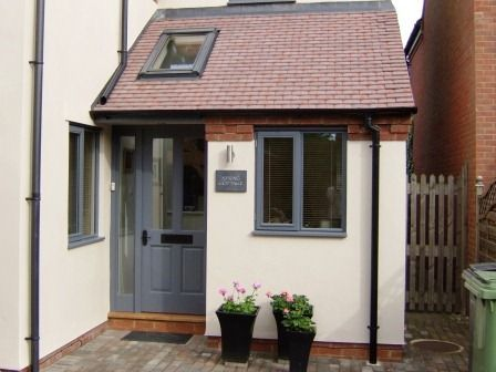 Extend front of house hall and toilet google search for Front porch extension ideas