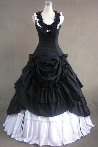 Southern Belle Lolita Ball Gown Wedding Dress « StoreBreak.com – Away from the busy stores