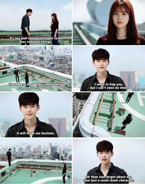 Drama Korea W Episode 7 : drama, korea, episode, W-Two, Worlds, #korean, #drama, Korean, Drama,, Drama, Quotes,, Memes