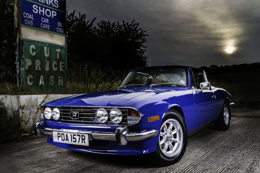 40++ Triumph classic cars Free