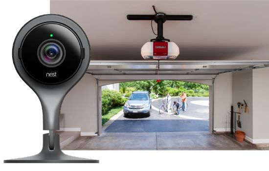 Now You Can Control Your Nest Cam Amp Thermostat From Your
