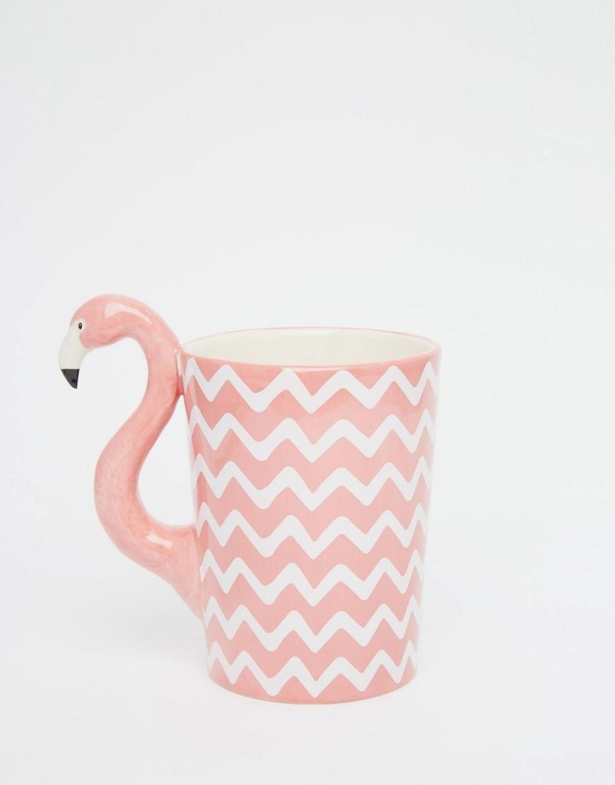 Sass & Belle flamingo mug #cutecups