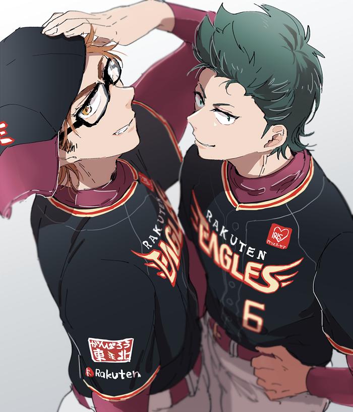 Diamond No Ace Kuramochi: Diamond No Ace - Miyuki & Kuramochi