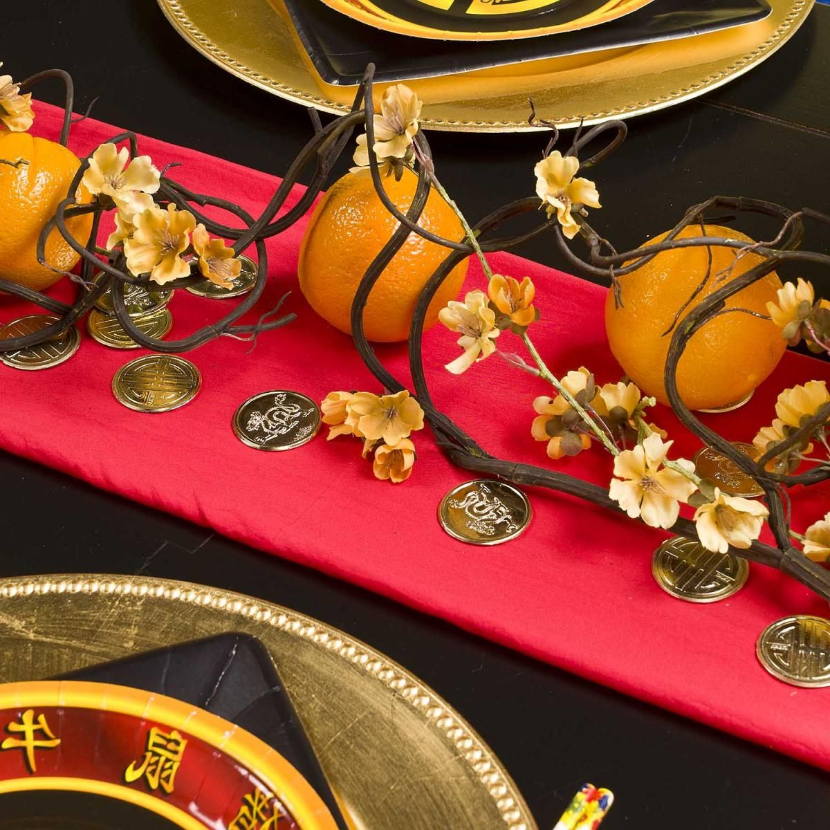 Celebrate Chinese New Year with DIY Table Decorating Ideas ...