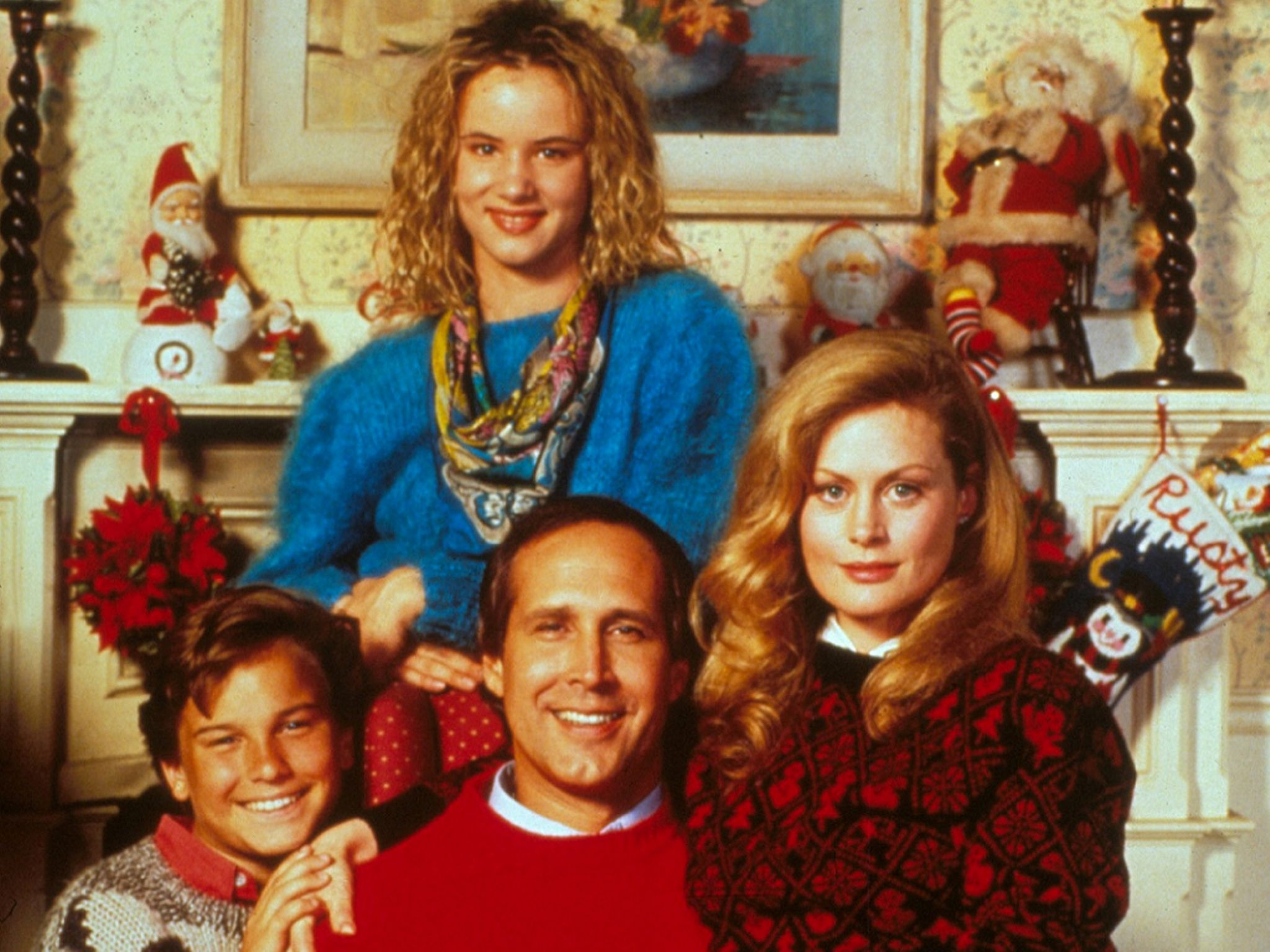 National Lampoon\'s Christmas Vacation\