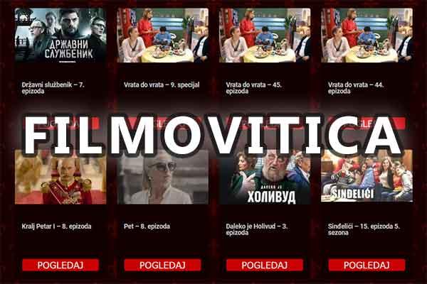 Sa i filmova besplatno za serija sajtovi prevodom gledanje Besplatni Strani