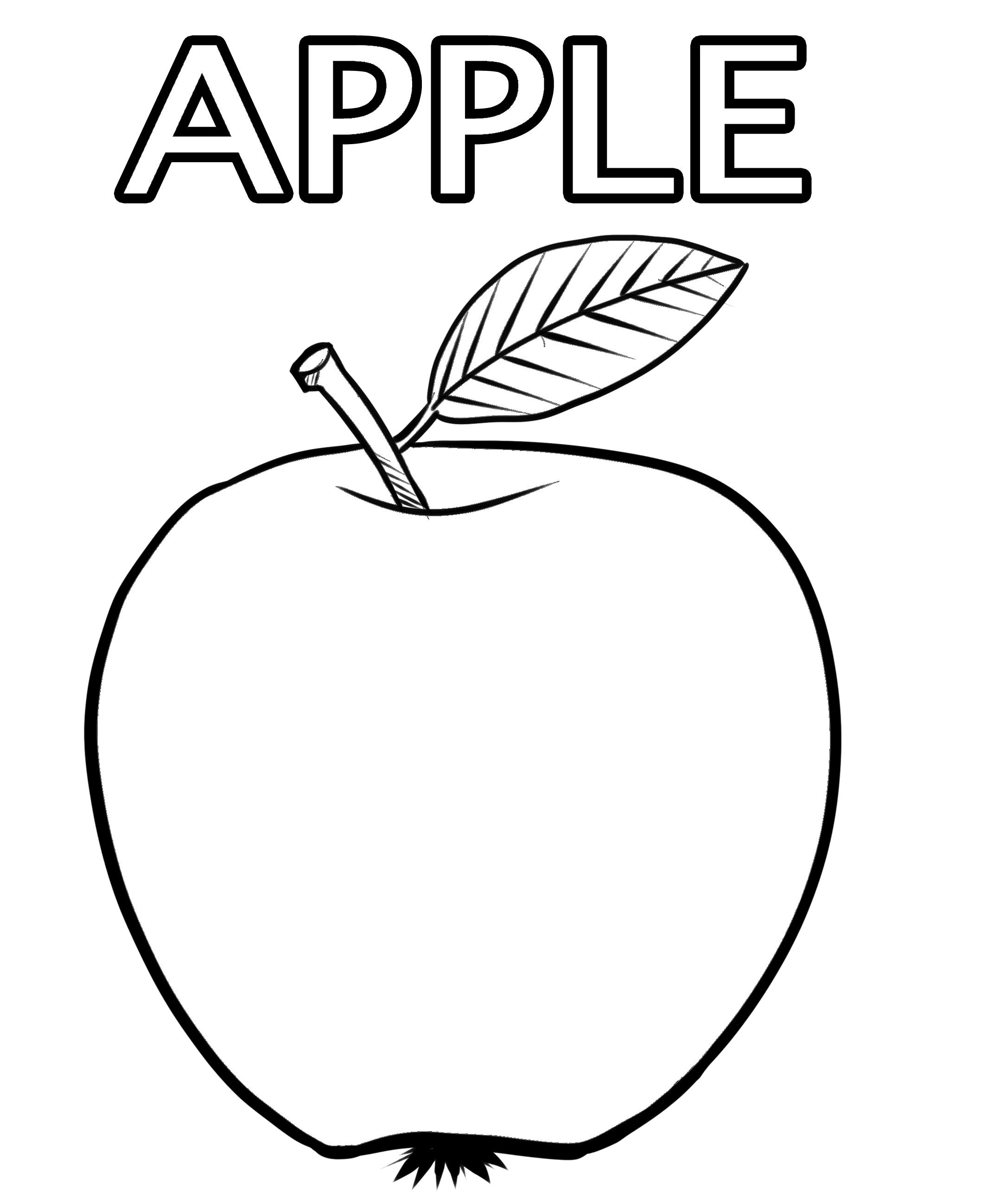 A For Apple Alphabet Coloring Pages Alphabet Coloring Coloring Pages Alphabet Coloring Pages