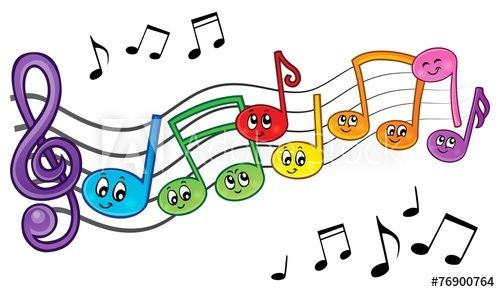 Image result for music cartoon