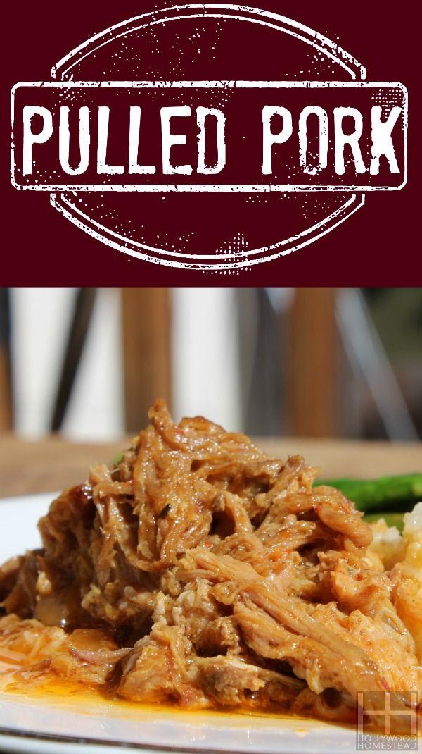Pulled pork crock pot recipes paleo