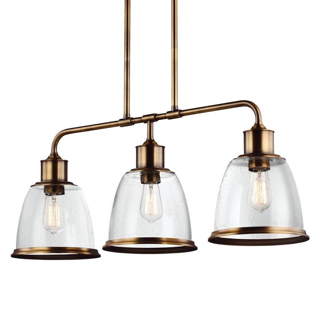 3 - LIGHT ISLAND  F3019/3AGB-F | Cartwright Lighting  sc 1 st  Pinterest & 3 - LIGHT ISLAND : F3019/3AGB-F | Cartwright Lighting | kitchen ... azcodes.com