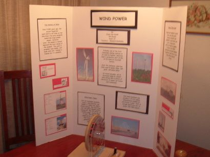 Science Fair Booth Display School Ideas Pinterest