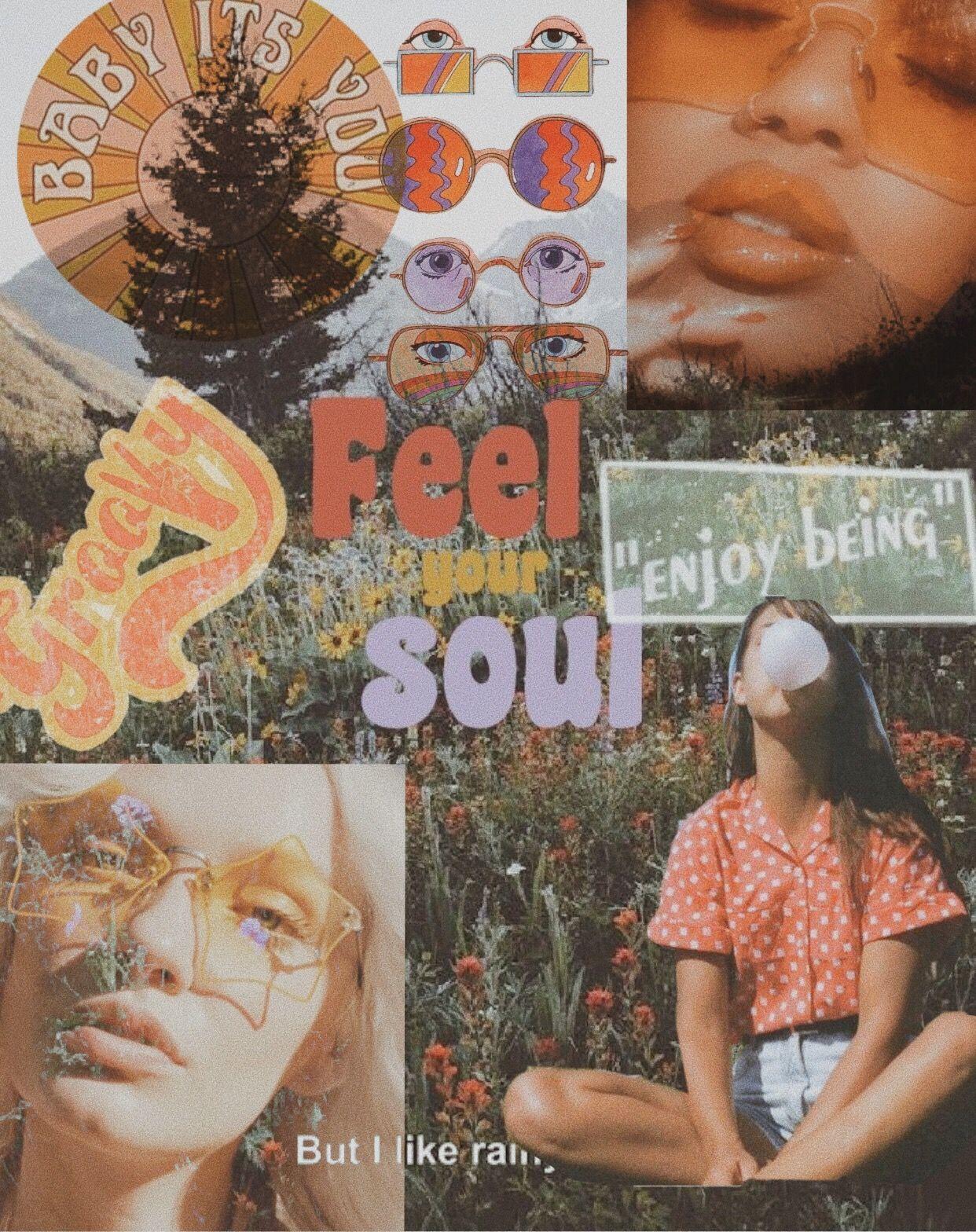 70s Aesthetic Aesthetic Collage 70s Aesthetic Aesthetic Wallpapers
