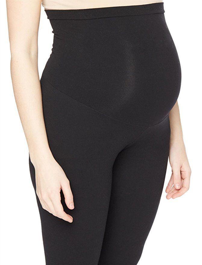 0031e6e46a0055 Motherhood Secret Fit Belly Maternity Leggings at Amazon Women's Clothing  store: