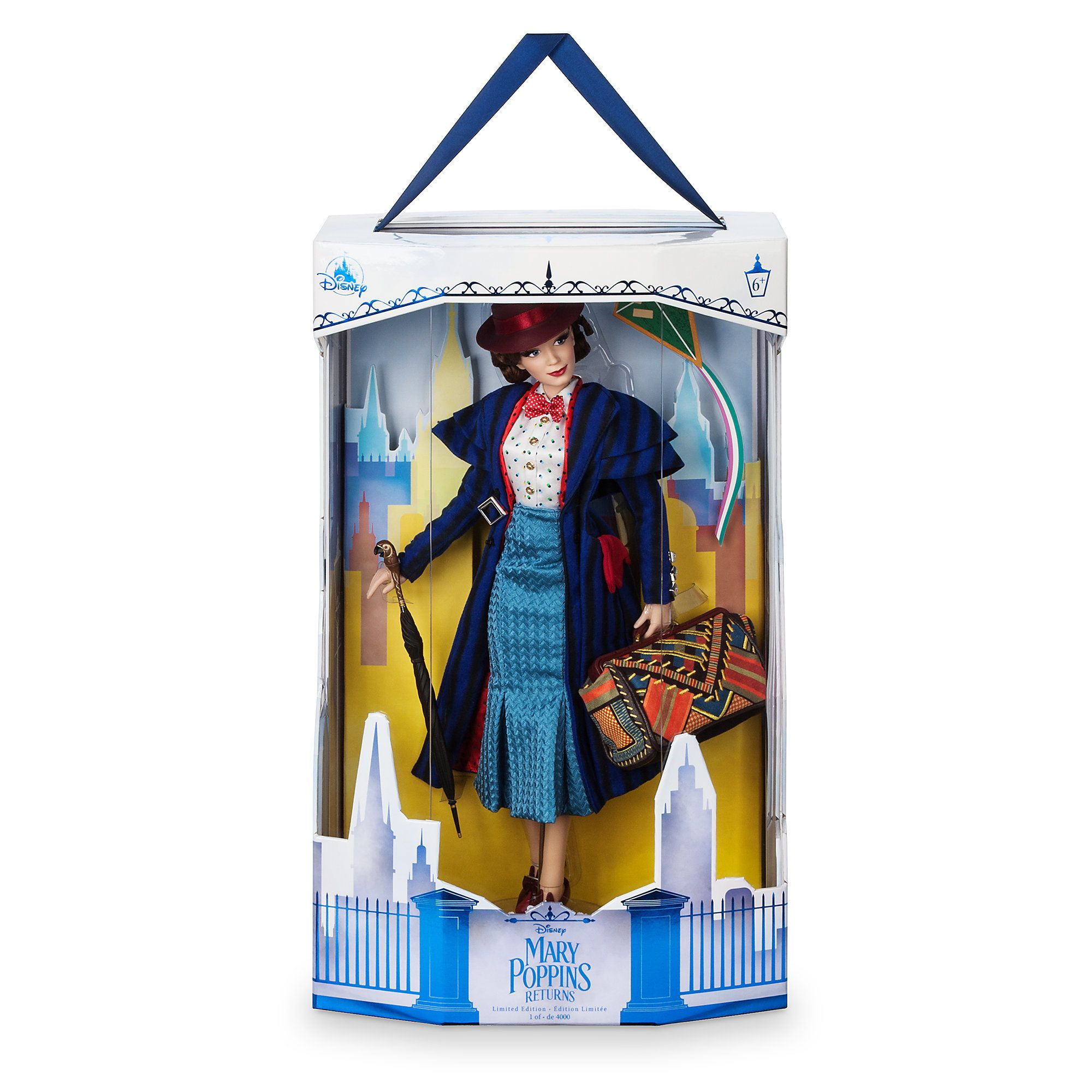 eee8af23749 Mary Poppins Returns Barbie Doll - Limited Edition - 16