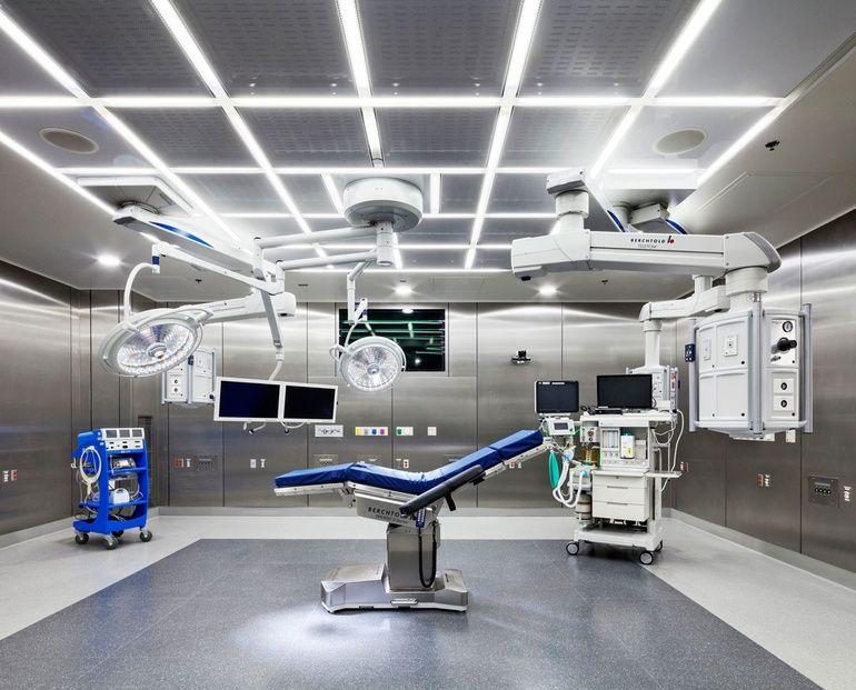 Top 40 Healthcare Giants of 2015 Hospital design