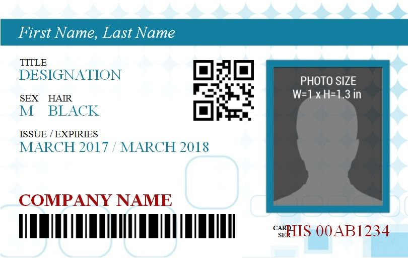 14 Free Id Badge Templates Word Excel Pdf Templates Badge Template Id Card Template Name Badge Template